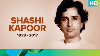 Bollywood's tribute to evergreen Shashi Kapoor
