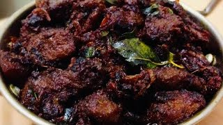Spicy Beef Fry  My Mothers Special Recipe