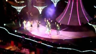 S.H.E is the One Concert Malaysia - Chu Dian (Broadway)