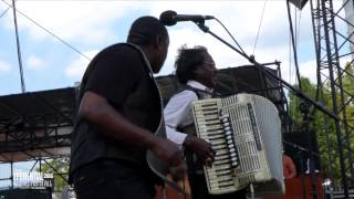 "Buckwheat Zydeco - ""Old Times La La"" (Live at XPoNential Music Festival 2015)"
