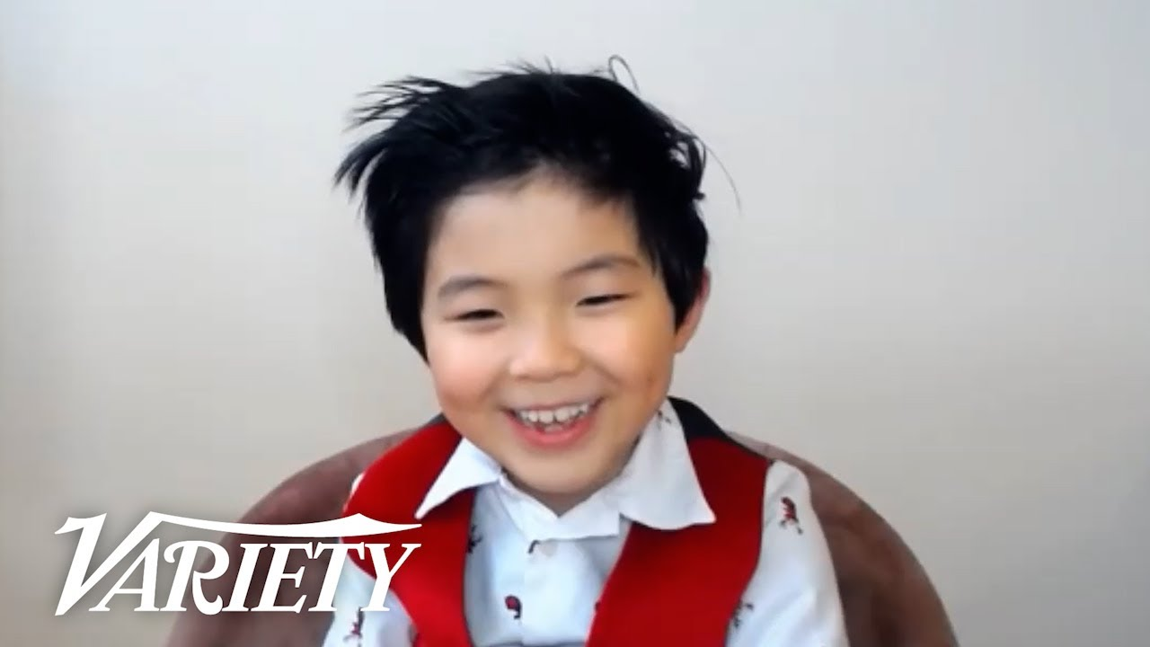 'Minari' Star And 7-Year-Old Acting Prodigy Alan S. Kim Breaks Down His Process