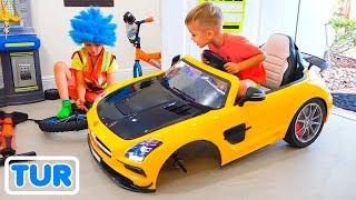 Vlad ve Nikita ve Çocuk Arabaları Hakkında Hikayeler