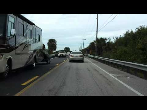 Tamiami Trail (US 41 from Miami to Naples) westbound (Part 7/9)