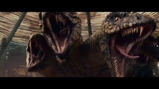 Схватка со Змеиной Рукой ... отрывок из фильма (Храбрые Перцем/Your Highness)2011
