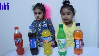 Kids Funny Video and Learning Color with Rufi & Ishfi