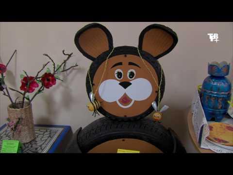Удивительные идеи  для творчества в детском саду №8 'Звёздочка'
