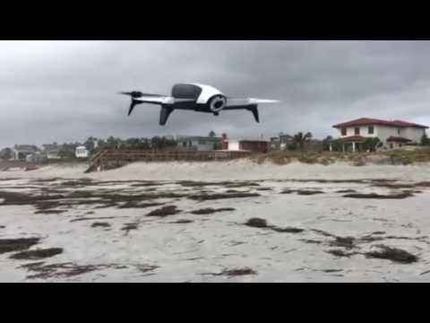 Parrot Bebop 2 FPV Flying on Extreme Wind!😬