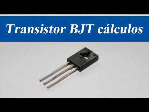 Transistor BJT cálculo y relé | RincónIngenieril