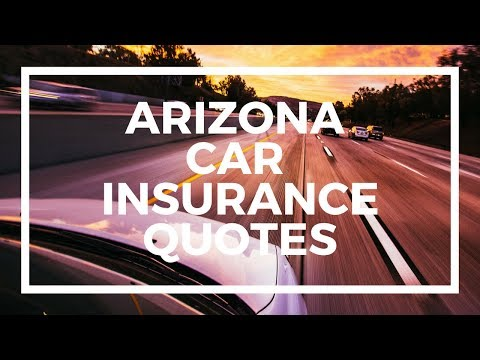 Car Insurance AZ Quotes