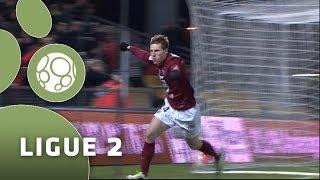 FC Metz - SM Caen (2-1) - 07/02/14 - (FCM-SMC) -Résumé
