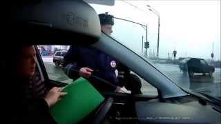 ДПС Тверь. Контроль трезвости под любую проверку(Всё как обычно: контроль трезвости документов водителя. В ролике никакого экшена. Размещён исключительно..., 2015-03-05T15:59:38.000Z)
