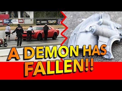 A Demon Has Fallen! Dodge Demon Self Defense