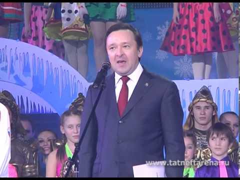 РЕСПУБЛИКАНСКАЯ НОВОГОДНЯЯ ЁЛКА - 2014 | Republican Christmas tree - 2014