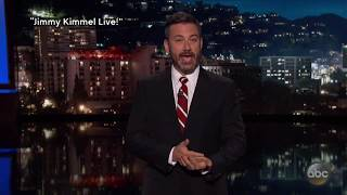 Jimmy Kimmel Slams Bill Cassidy, Lindsey Graham Over Obamacare Repeal & Replace | The View