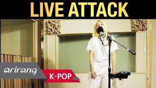 [Pops in Seoul] LIVE ATTACK with Youme(유미) _ Love Love, Love Is Always Thirsty(사랑은 언제나 목마르다)