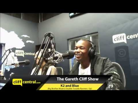 #unTV - K2 and Blue on The Gareth Cliff Show