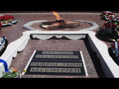 Памятники солдатам в ВОВ