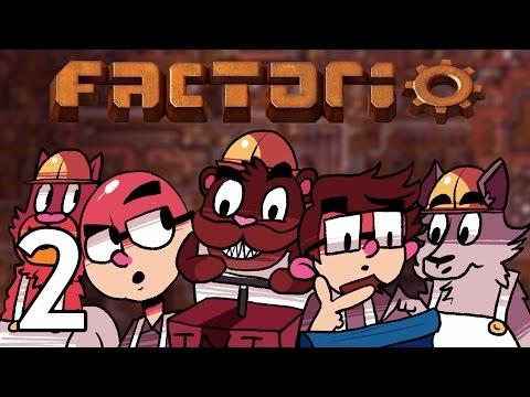 Factorio - NLSS Crew Plays - Episode 2 [Revolution]