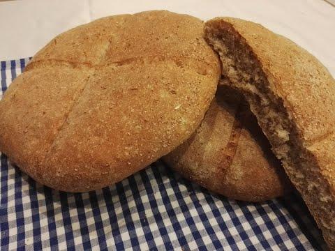 pain complet fait maison - YouTube  pain complet fa...