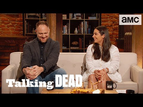 'Tobin's Goodbye & What Happened to Tara?' Highlights Ep. 813 | Talking Dead