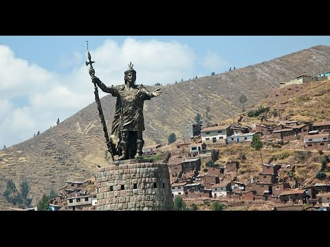 Cuzco capital del  Imperio Inca   Peru HD