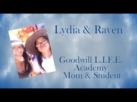 Life Moments: Lydia and Raven