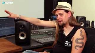 Tannoy Reveal 502 Monitor Speakers - Unboxing & First Impressions with Wes Maebe