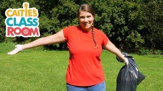 Let's Clean Up The  Park | Caitie's Classroom