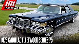 1976 Cadillac Fleetwood Series 75 Review