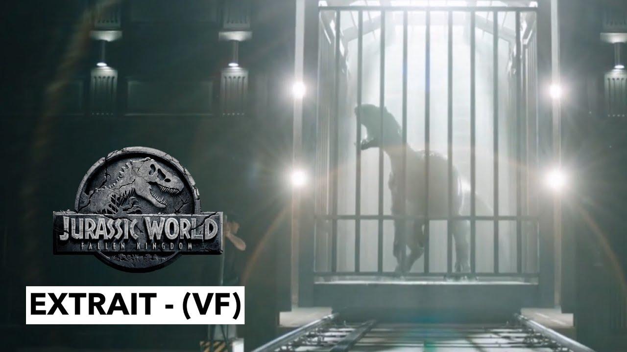 Download Jurassic World : Fallen Kingdom | Extrait : l'Indoraptor entre en scène | (VF)
