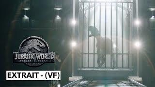 Jurassic World : Fallen Kingdom - extrait : voici l'Indoraptor ! - (VF)
