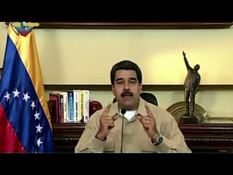 Venezuela President Maduro: