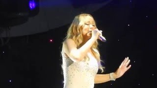 (HD) Mariah Carey -13- Without You - Sweet Sweet Fantasy Tour Rockhal Luxembourg 26-03-2016