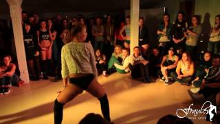 FDC - Jamaican hot weekend 2014 - twerk 1x1 Keat Mel vs. Sofa