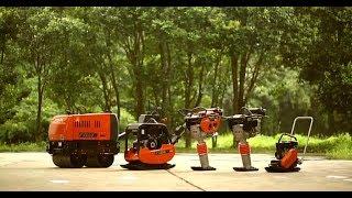 HItachi Compaction Equipment Line-up