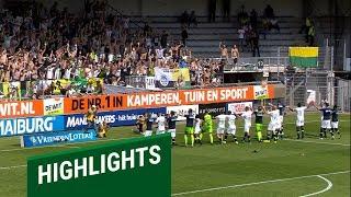 Samenvatting RKC Waalwijk - ADO Den Haag