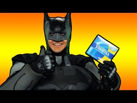 BATMAN SELLS OUT