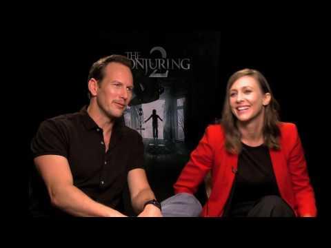 Vera Farmiga & Patrick Wilson Conjuring 2