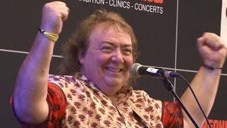 Whitesnake Bernie Marsden at Copenhagen Guitar Show