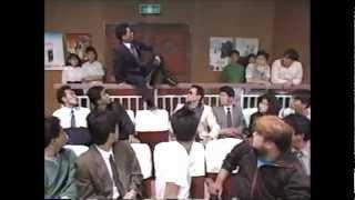 ビートたけし/たけし軍団 「タケちゃんの思わず笑ってしまいました」より.