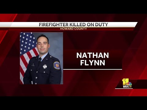 Officials ID 13-year veteran firefighter who died in Howard County fire