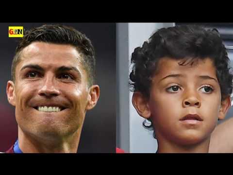 Криштиану Роналду Хотел бы, чтобы мой сын стал футболистом. МЮ купит двух игроков Атлетико