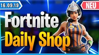 🍔 NEW BURGER SKIN IN SHOP 🛒 - Fortnite Daily Shop (16 septembre 2019)