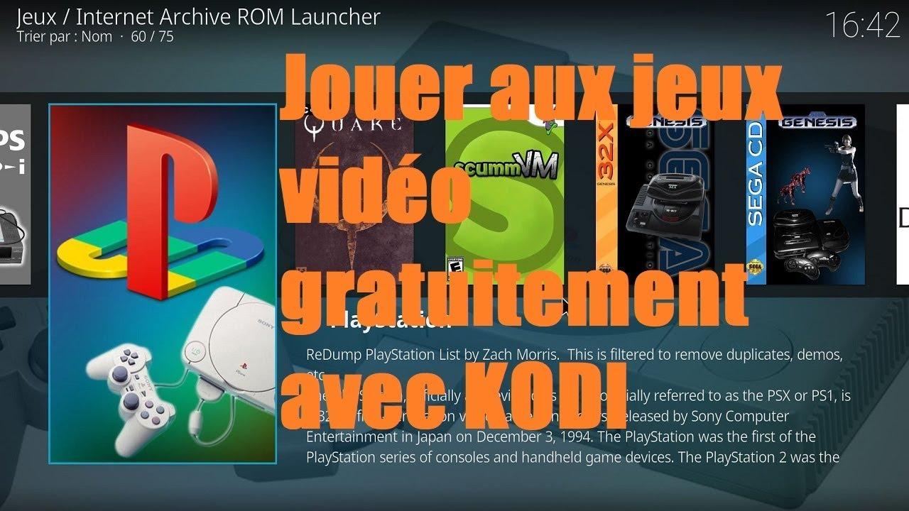 Jouer aux jeux vidéo sur Kodi 18 avec RetroPlayer - Kulture