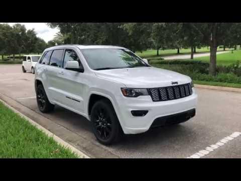 NEW CAR TOUR || 2018 Jeep Grand Cherokee Altitude