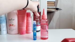 Уход за волосами на апрель 2020 Корейские шампуни несмывашки и многое другое