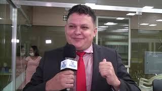 Rodolfo Nogueira, defende o seu posicionamento na Comissão de Justiça e Redação