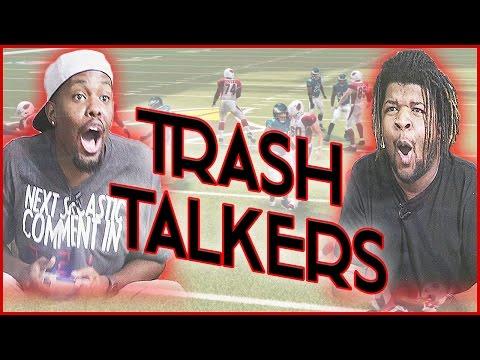 TRASH TALKER VS TRASH TALKER REMATCH! - Draft Rivals ft. Flammy Marciano pt.3