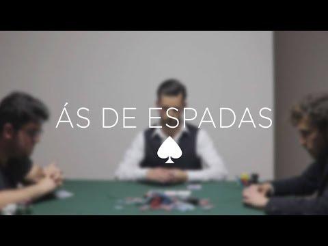 ÁS DE ESPADAS | CURTA-METRAGEM | NTC | UNIVERSIDADE DE AVEIRO
