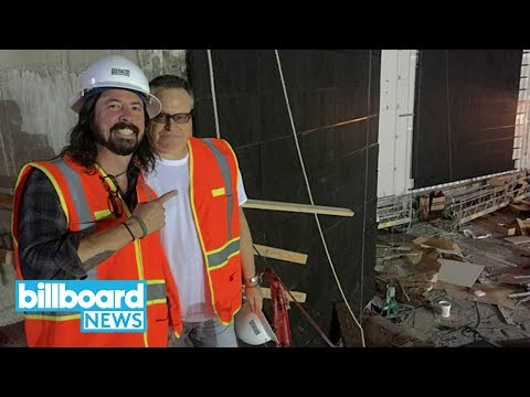 Foo Fighters To Play Opening Of New Washington D.C. Venue The Anthem | Billboard News